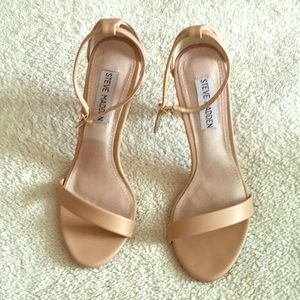 Steve Madden nude size 6 worn once